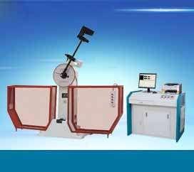 JBW-300B/500B微机控制半自动冲击试验机
